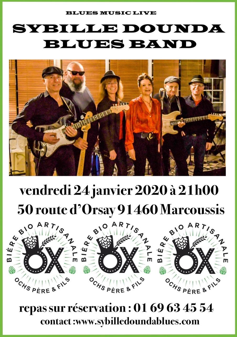 Concert Brasserie OX